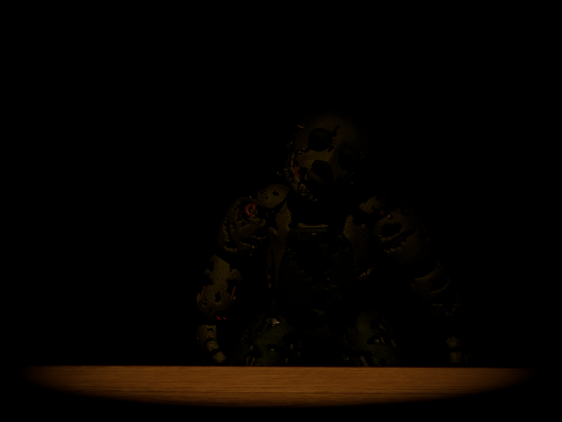 (C4D)was called salvage before by SpringBonnieNotTrap
