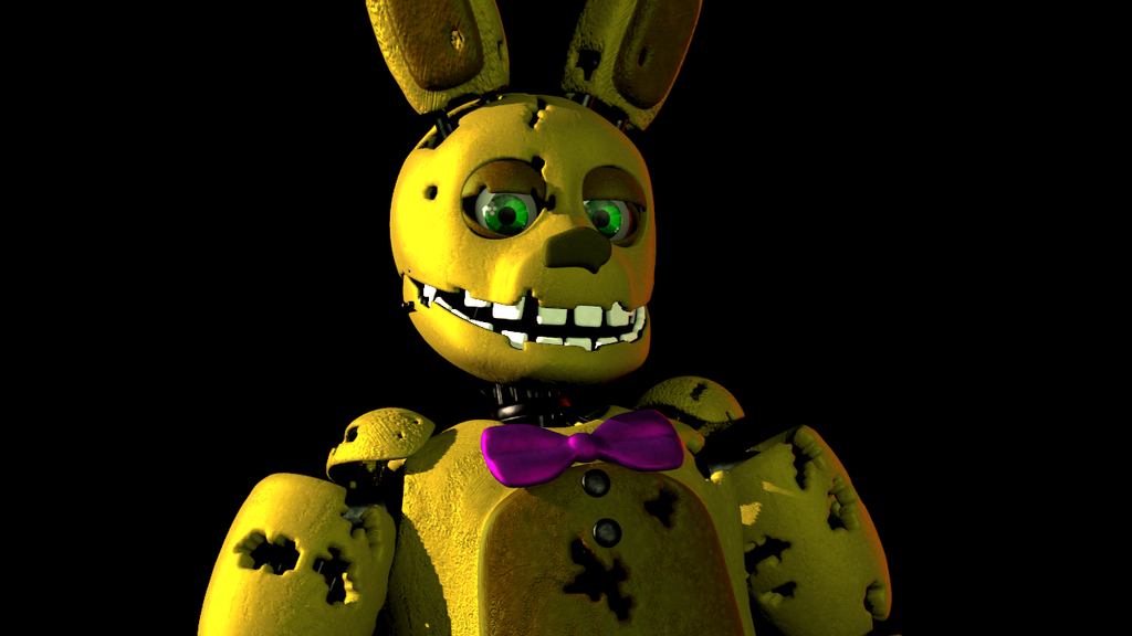 (SFM)Withered And pROUD by SpringBonnieNotTrap