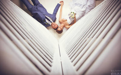 Wedding by bulavina