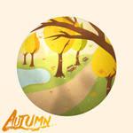 Seasons set - Autumn