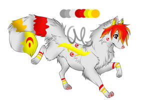 Wolf Adoptable CLOSED