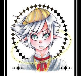 Yuichi by Eloylie
