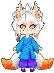 My OC Danji as A Pagedoll by Eloylie