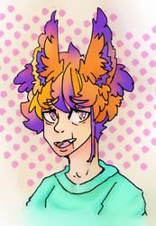 Fox Boy by Eloylie
