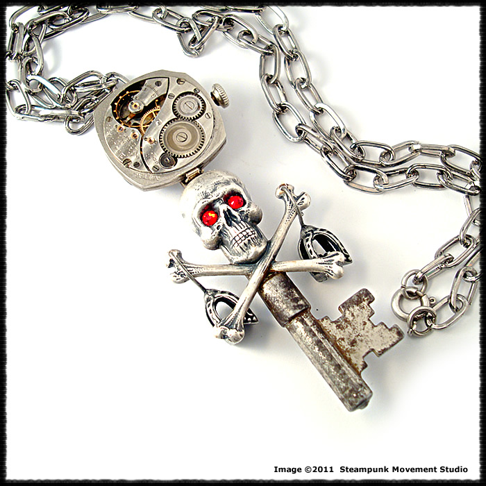 Pirates Key of Sleepy Hollow by SoulCatcher06