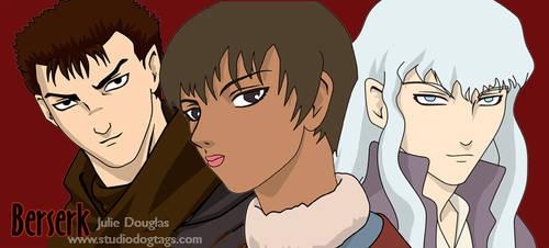 Berserk cast by Aleana by berserk-club