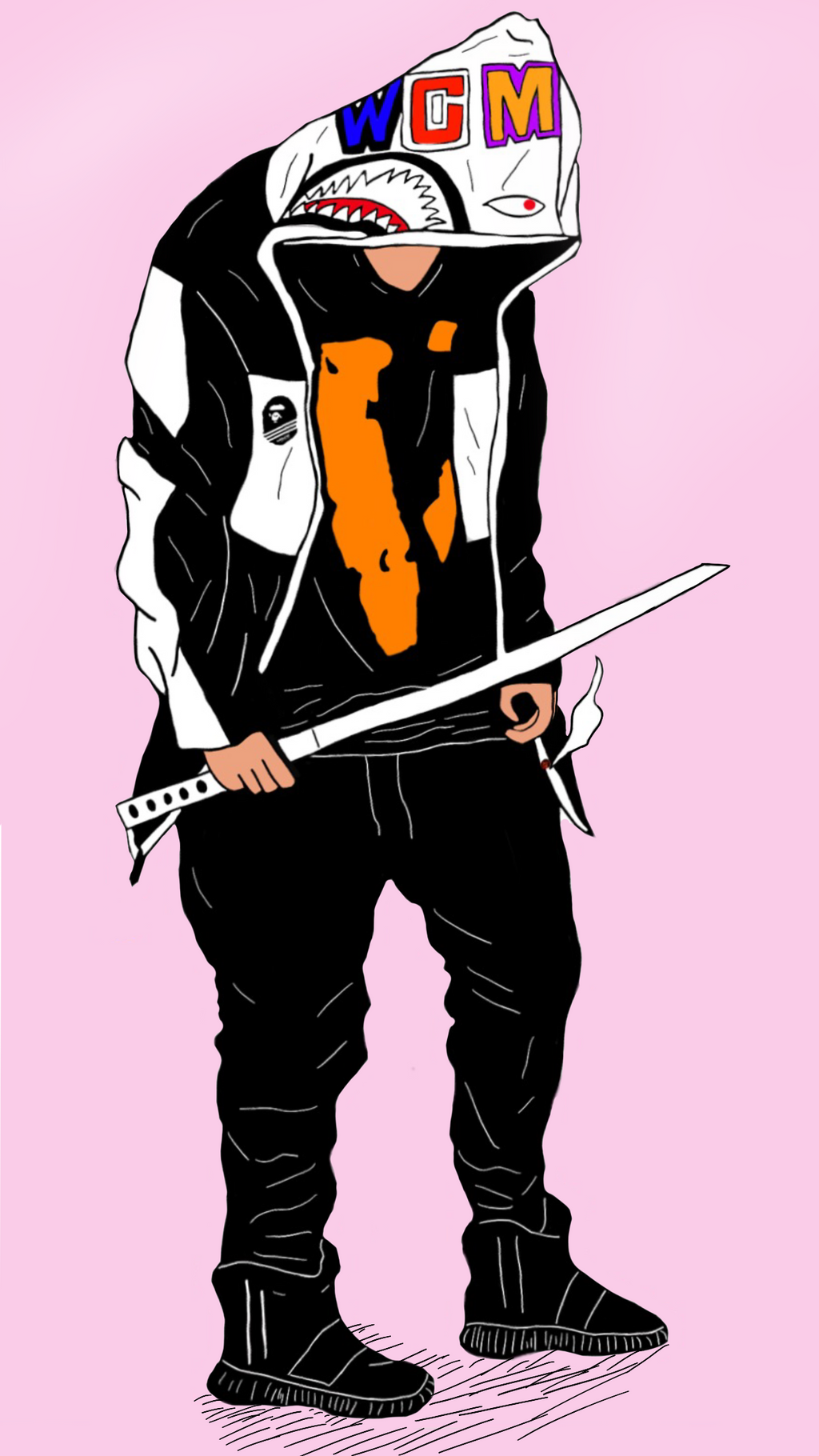 Bleach Fashion Design