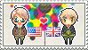 Stamp: USxUK by Janbearpig