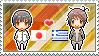 Stamp: JapanxGreece by Janbearpig