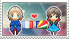 Stamp: FrancexSeychelles by Janbearpig