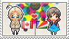 Stamp: CanadaxSeychelles by Janbearpig