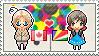 Stamp: CanadaxSeychelles by Janbearpig
