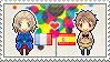 Stamp: FrancexSpain by Janbearpig