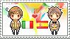 Stamp: RomanoxSpain