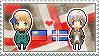 Stamp: LiechxIceland by Janbearpig