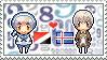 Stamp: SealandxIceland by Janbearpig