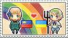 Stamp: LiechxUkraine by Janbearpig