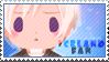 Stamp: Iceland fan by Janbearpig