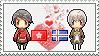 Stamp: HKxIceland by Janbearpig