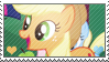 MLP: AppleJack stamp by Janbearpig