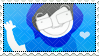 HS: John Egbert Stamp by Janbearpig