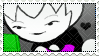 HS: Rose Lalonde stamp by Janbearpig