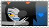 HS: Vriska Serket stamp by Janbearpig
