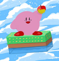 Kirby is baby