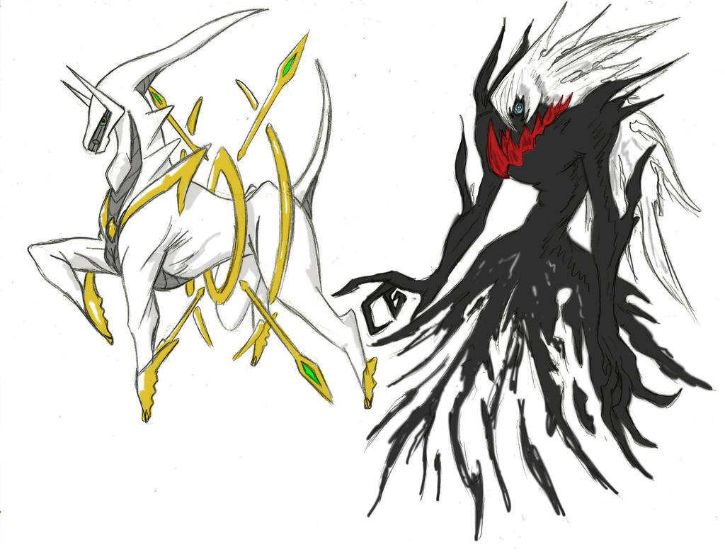 Pokemon arceus evolution chart