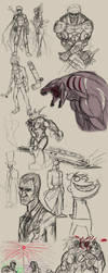 sketch a day by callme-Nobodi