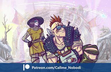 Raider Reception by callme-Nobodi
