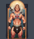 Prince Adam of Eternia (Final)