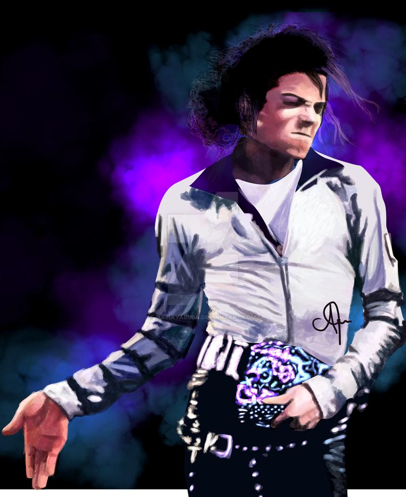 Michael Jackson by Dj-Hayabusa