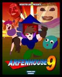 Arfenhouse 9 Cover Art by misteroo