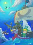 Let set sail