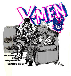 80s X Men Lounge