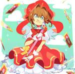 Card Captor sakura by LaWeyD