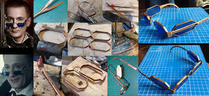 Inverstigator Yakov Guro Glasses by LordWobbler