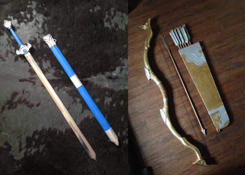 Mo Dao Zu Shi weapons