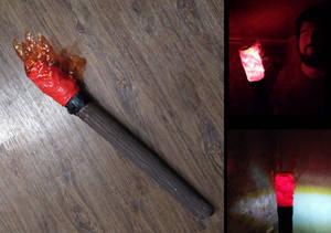 LARP torch