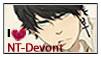 I LOVE NTDevont :D by Cristina-Miyuki