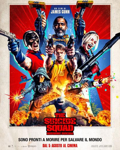The Suicide Squad 2 Missione Suicida streaming ita