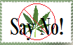 Anti Drugs Stamp by SNlCKERS