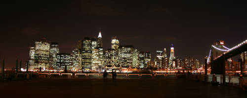 Manhattan by Dem-M