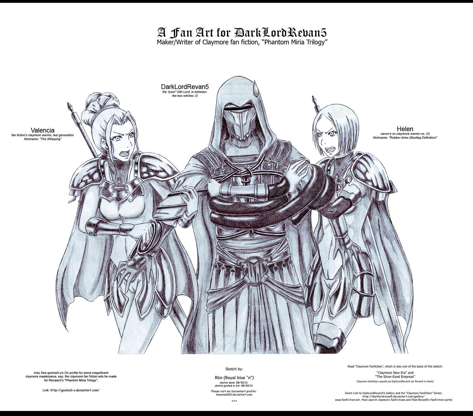 Art Fan Pour Darklordrevan5 Par Bmesias063 Sur Deviantart-6886