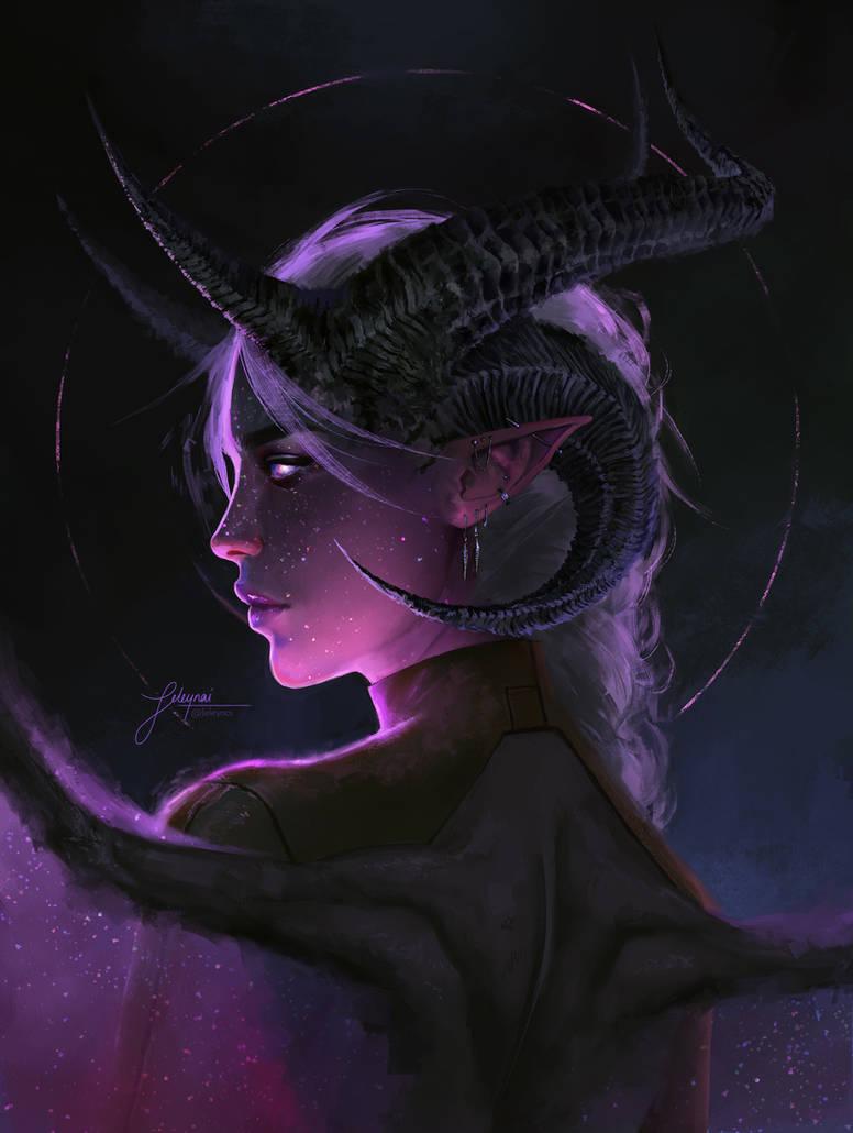 Necyra Portrait