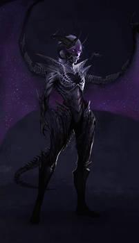 Necyra Concept art - Callout