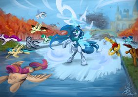 Winter is Coming by Chirpy-chi