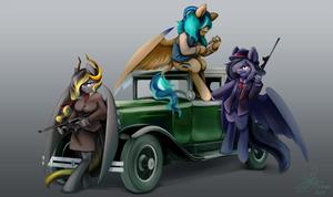 The Midnight Mafia [Commish]
