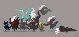 All the Darkrais!